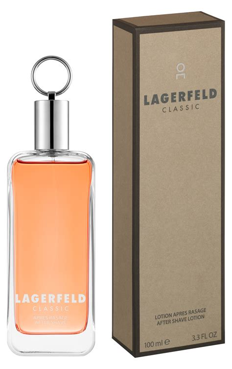 Lagerfeld Classic After Shave Lotion 100 ml