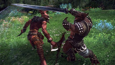 MMORPG Tera Announced for PS4 and Xbox One in 2017 and