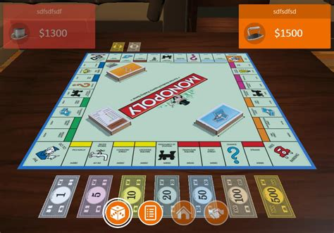 Monopoly 3D game - FunnyGames