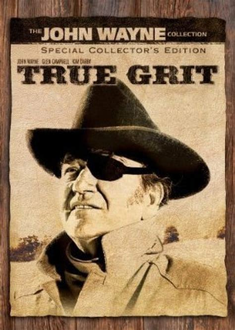 Famous Quotes From True Grit
