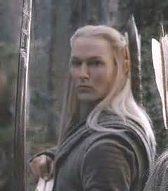 cool must run in the family (Orophin, Haldir's brother