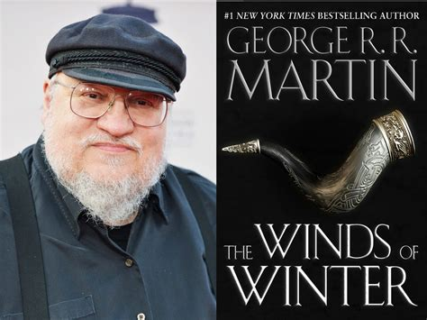 The Winds of Winter Release Date: George RR Martin has
