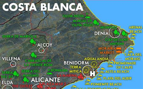 Everything you ever wanted to know about the Costa Blanca