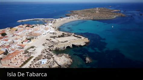 Places to see in ( Isla De Tabarca - Spain ) - YouTube