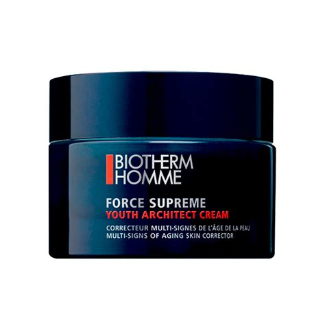 HOMME FORCE SUPREME youth architect cream Anti-aging and