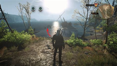 Skellige Isles Place Of Power   The Witcher 3