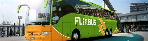 Our Services on Board* → FlixBus