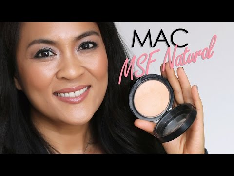MAC Cosmetics - N Collection Review and Swatches