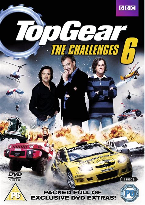 Top Gear - The Challenges - Vol