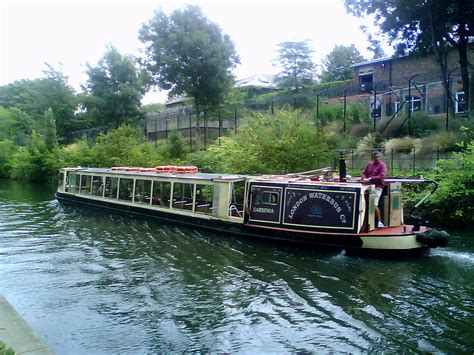 Transport on the Regent's Canal - Wikipedia