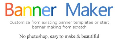 10 Free Online Banner Maker Tools - Online Free Tools