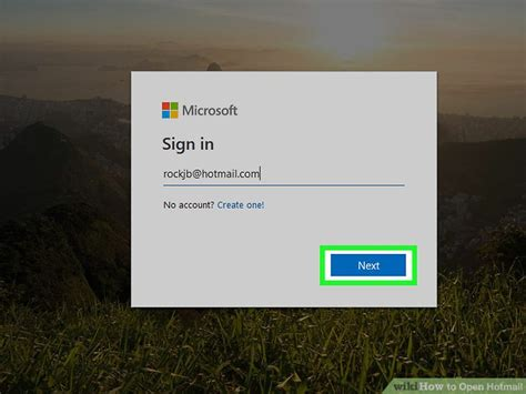 How to Open Hotmail: 14 Steps (with Pictures) - wikiHow