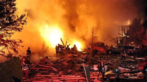 Indianapolis Explosion: Massive gas explosion at