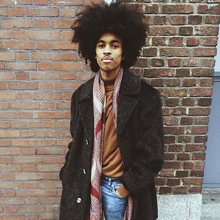 20 Black Men with Long Hair | The Best Mens Hairstyles