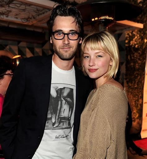 Does Hottie Haley Bennett have a husband? If not, is she