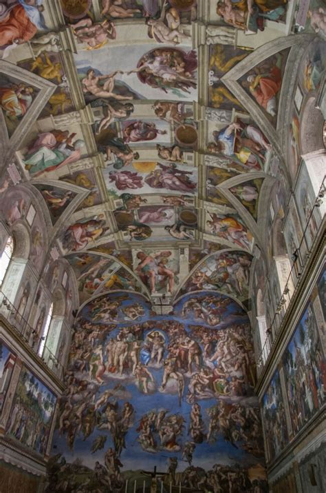 Famous Cathedral Ceiling Painting   www