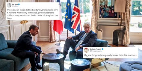 Brexit news: Boris Johnson criticised after resting his