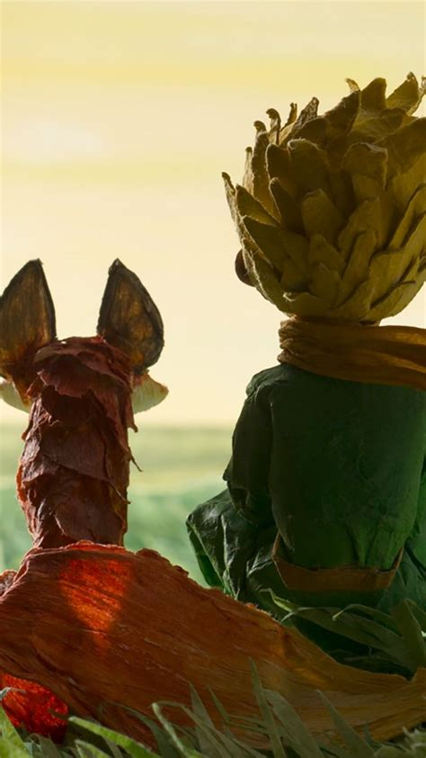 Wallpaper The Little Prince, The Fox, Movies #9383