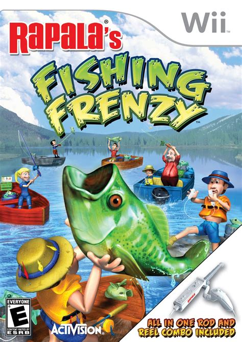 Rapala Fishing Frenzy Review - IGN
