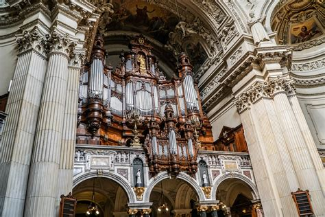The Berlin Cathedral - Exploring Our World
