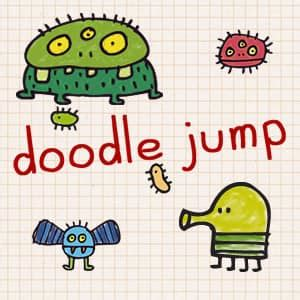 Doodle Jump game - FunnyGames