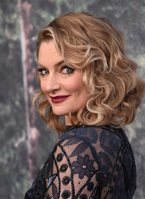 Madchen Amick at the Twin Peaks Premiere in Los Angeles 05