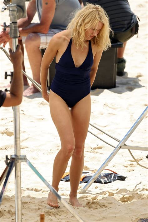 Naomi Watts in a bathing suit
