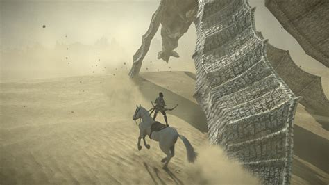 Shadow Of The Colossus Review: A Timeless Classic - GameSpot