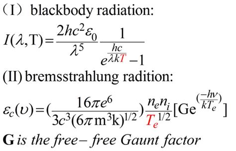 How can I differentiate thermal blackbody radiation and