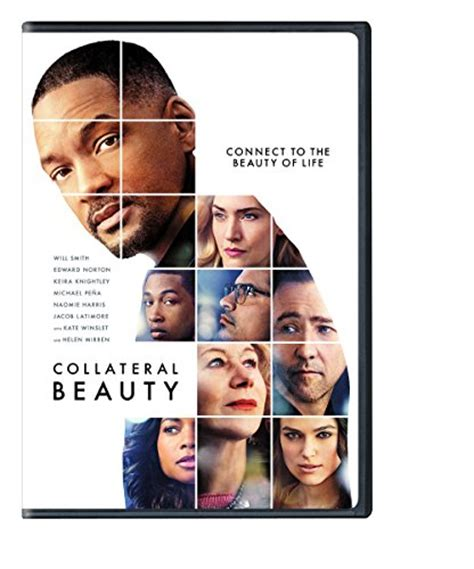 Collateral Beauty DVD Cover - #419152