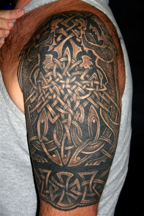 Celtic Knot Tattoos Designs, Ideas and Meaning   Tattoos