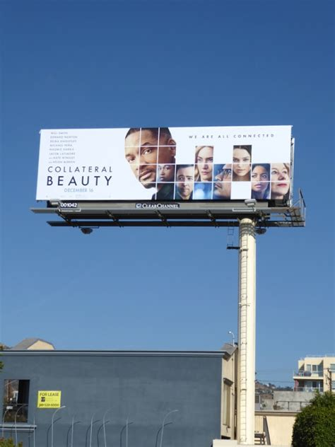 Daily Billboard: Collateral Beauty movie billboards