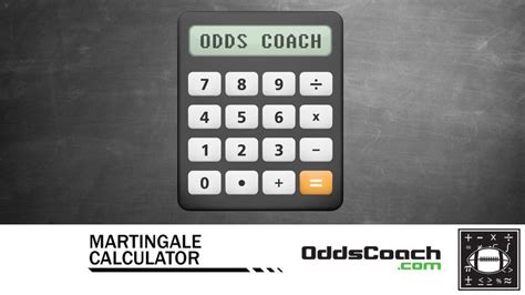 This Martingale Calculator will help you calculate your
