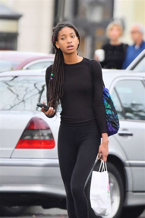 Willow Smith – Out and about in Calabasas   GotCeleb