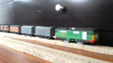 Tomy Trackmaster Old Stuck Up - YouTube