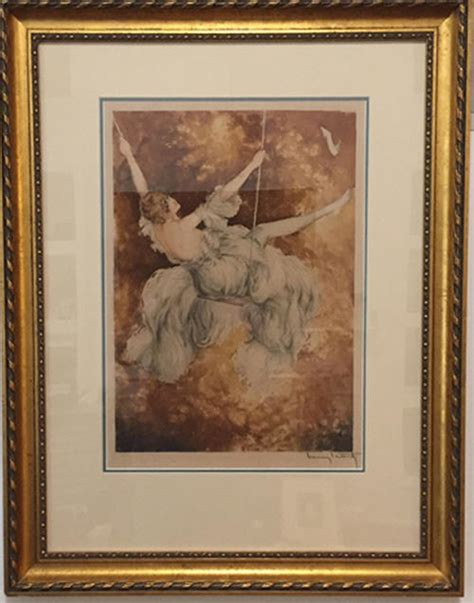 Louis Icart Etchings-Maxfield Parrish-Tiffany Lamps