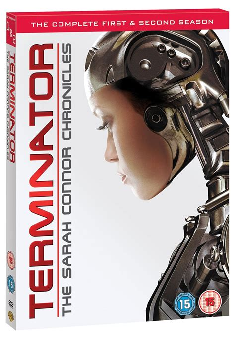 Terminator: The Sarah Connor Chronicles - Sesong 1 & 2 (UK