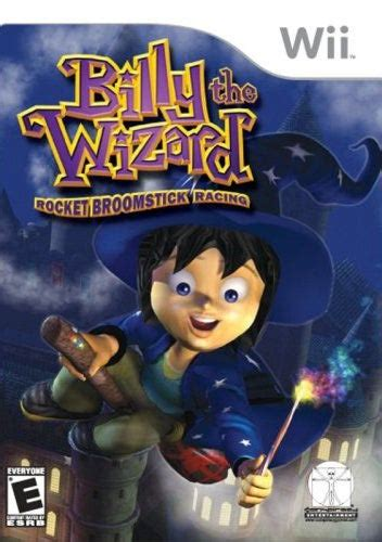 Billy the Wizard: Rocket Broomstick Racing Review - IGN