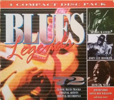 Various - Blues Legends (CD) at Discogs