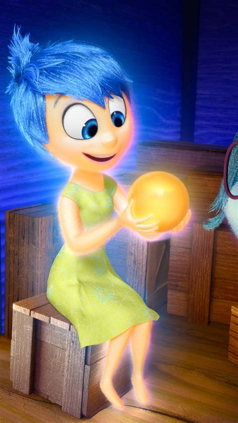 Wallpaper Inside out, best movies of 2015, cartoon, Movies