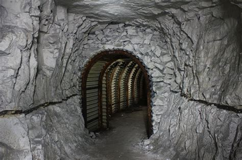 Secret WW2 tunnels along White Cliffs of Dover open to