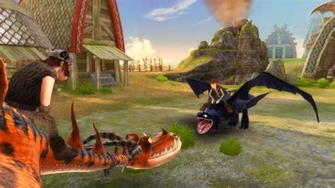 How to Train Your Dragon - Games - GameZone
