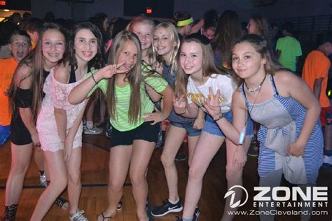 Kirtland Middle School May Dance - Zone Entertainment