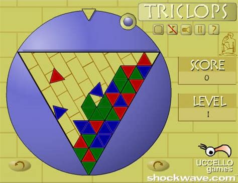 Triclops game - FunnyGames