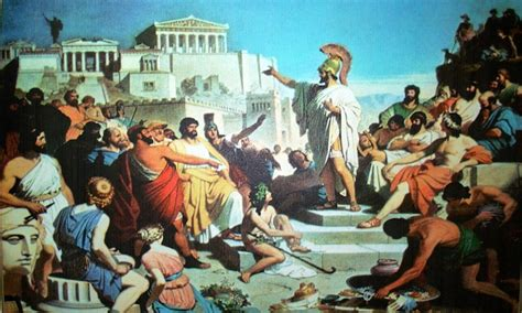 New Study: Democracy Might Not Have Been Born in Greece
