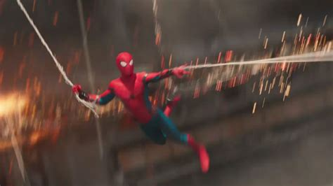 The new Spider-Man: Homecoming trailer shows Spidey and