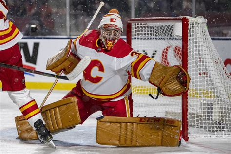 Little lifts Jets past Flames 2-1 in OT in Heritage