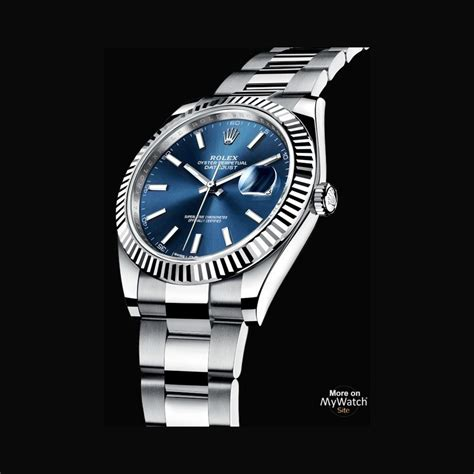Watch Rolex DateJust 41 | Oyster Perpetual 126334 White