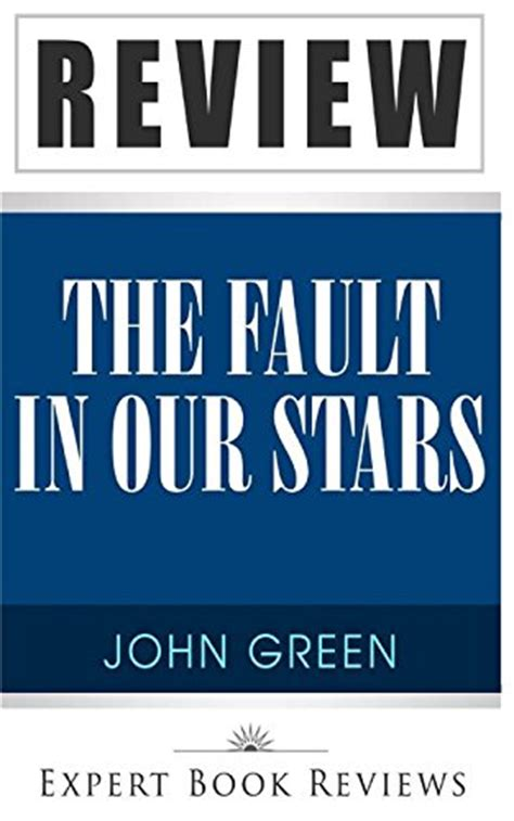 Ebook Fault In Our Stars Book Online | Free PDF Online