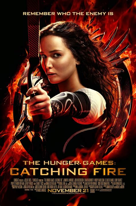 The Hunger Games: Catching Fire (2013) - The second